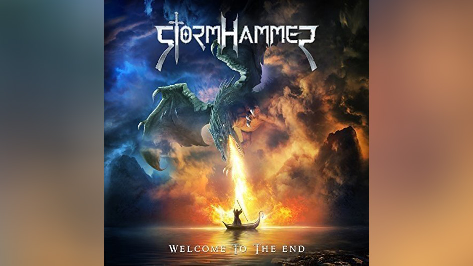 Stormhammer WELCOME TO THE END