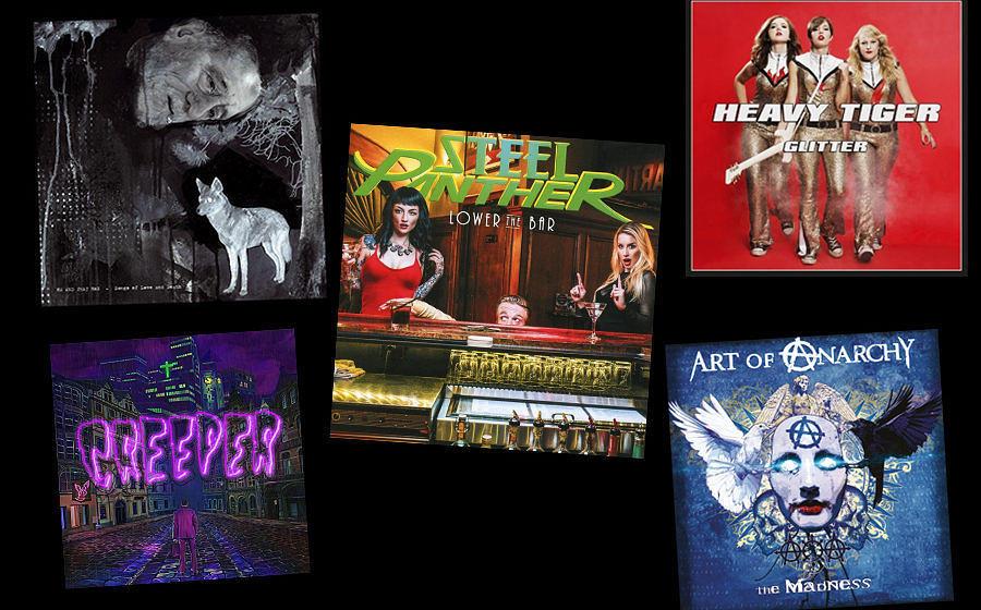 Die Alben der Woche vom 24.03.