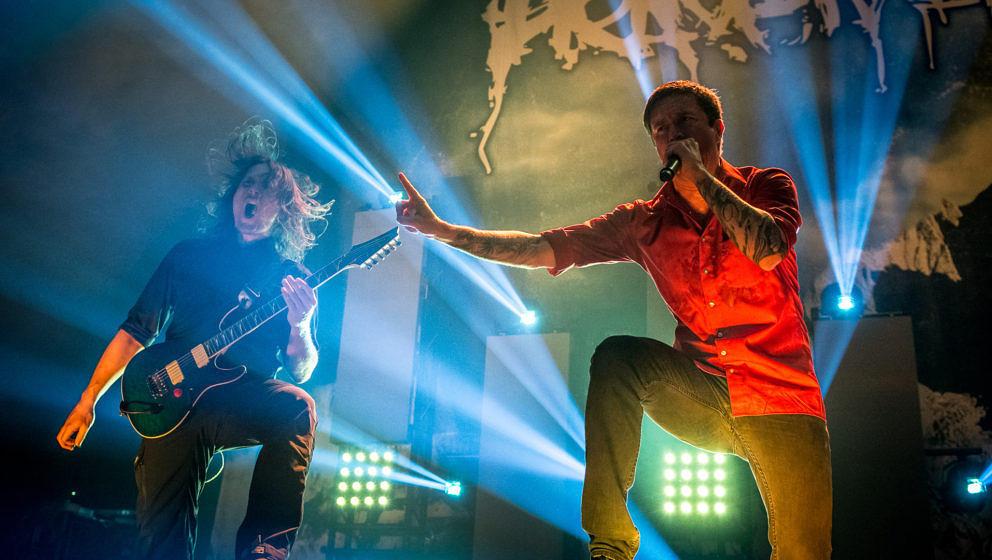 Heaven Shall Burn - Stuttgart 24.03.2017