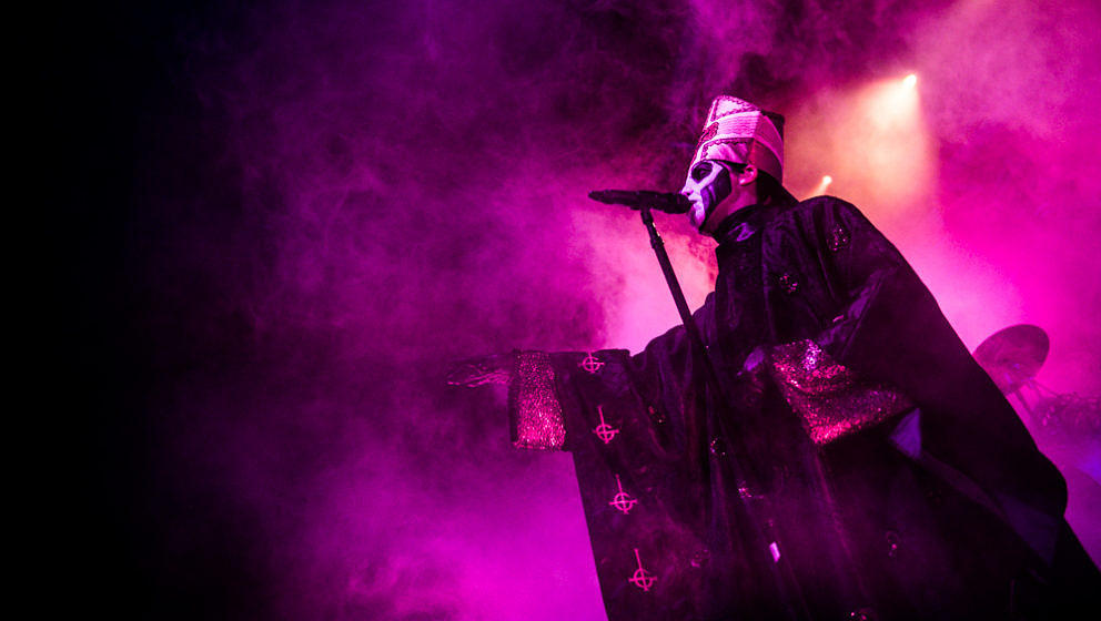 Ghost @ÊE-Werk Kšln, 05.04.2017