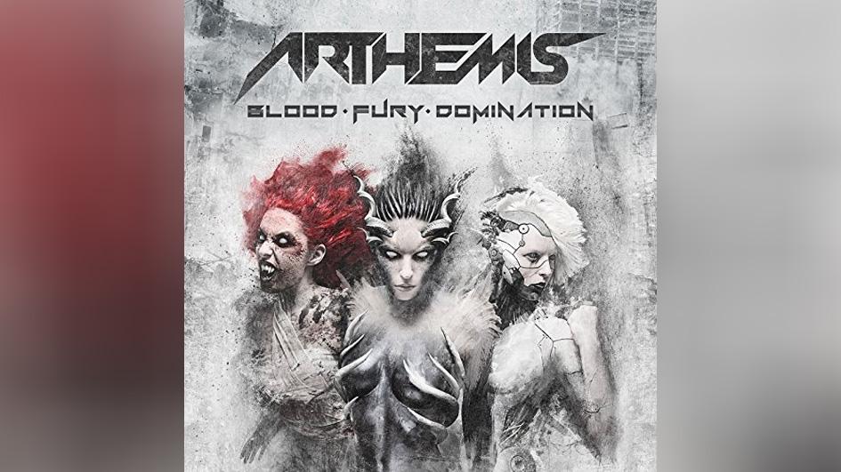 Arthemis BLOOD-FURY-DOMINATION