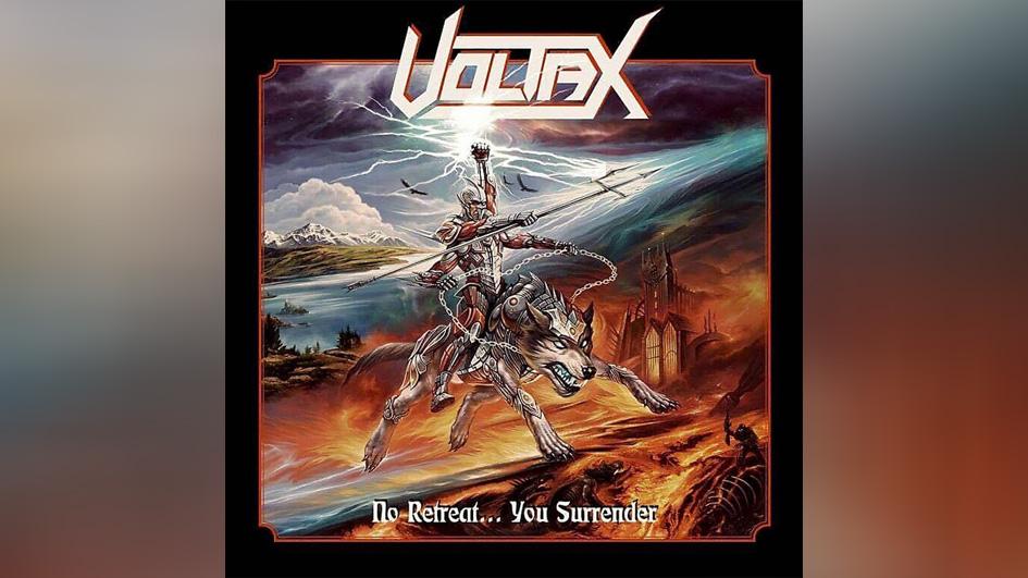 Voltax NO RETREAT, YOU SURRENDER