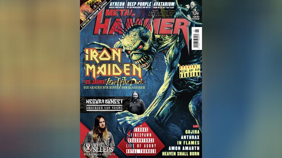 METAL HAMMER 05/2017