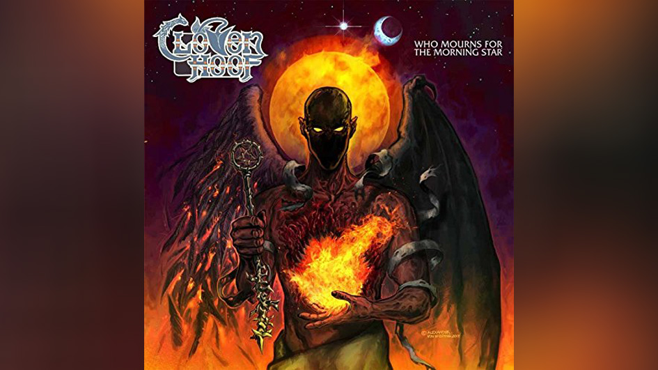 Cloven Hoof WHO MOURNS FOR THE MORNING STAR