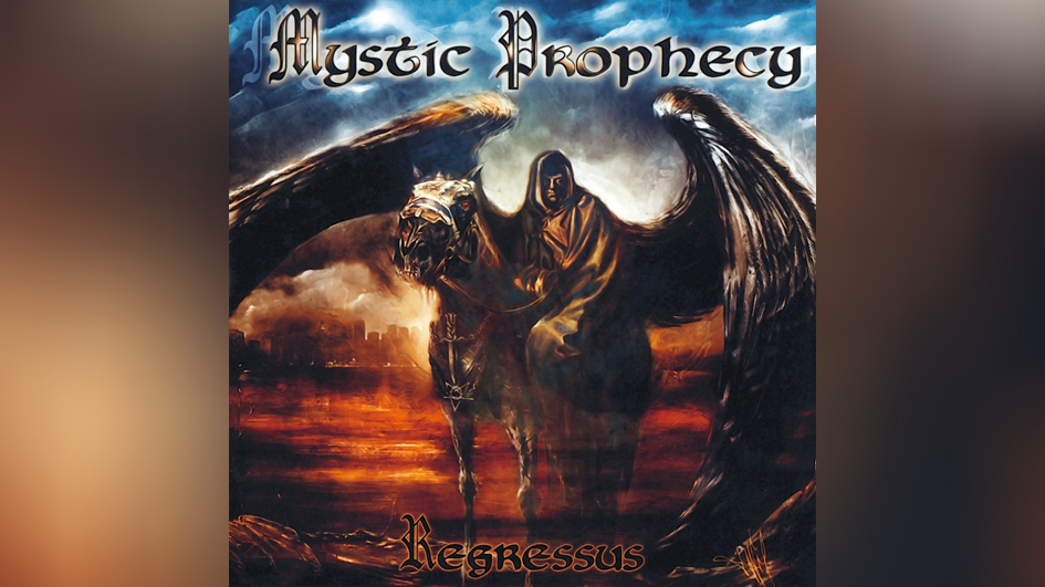 Mystic Prophecy REGRESSUS