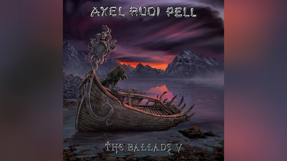 Pell, Axel Rudi THE BALLADS V