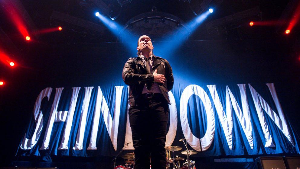 Shinedown in Oberhausen am 24.04.17