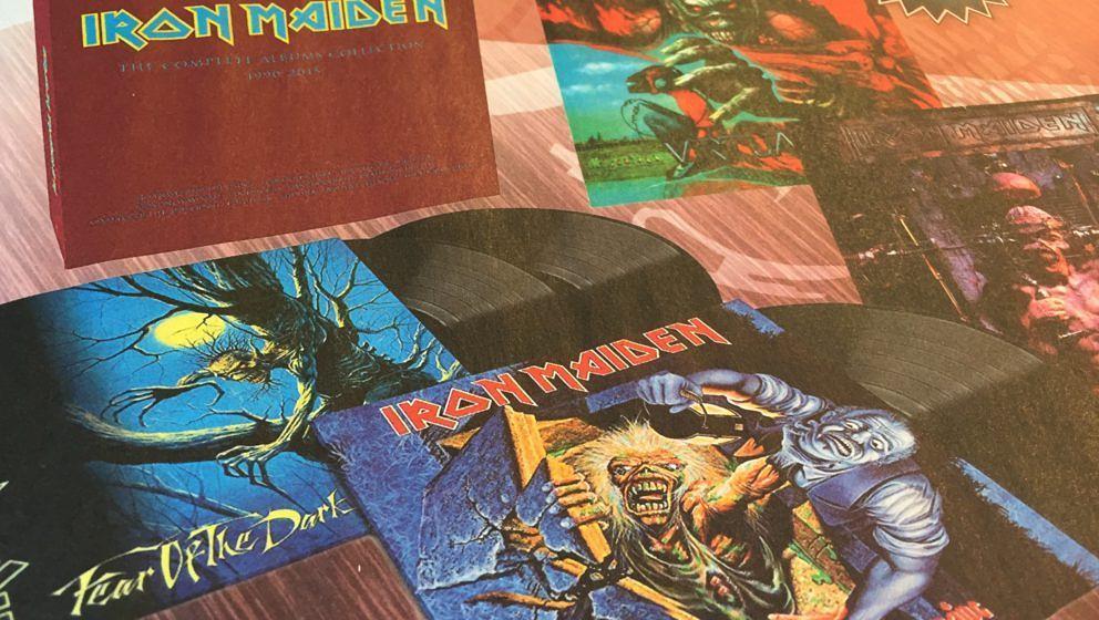 METAL HAMMER abonnieren, sparen und Iron Maiden-Geschenk abgreifen!