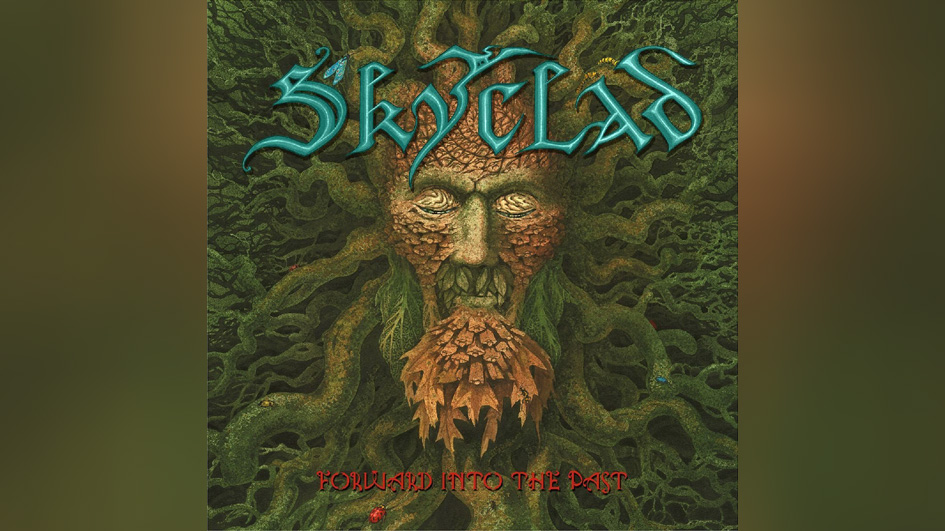 Skyclad FORWARD INTO THE PAST