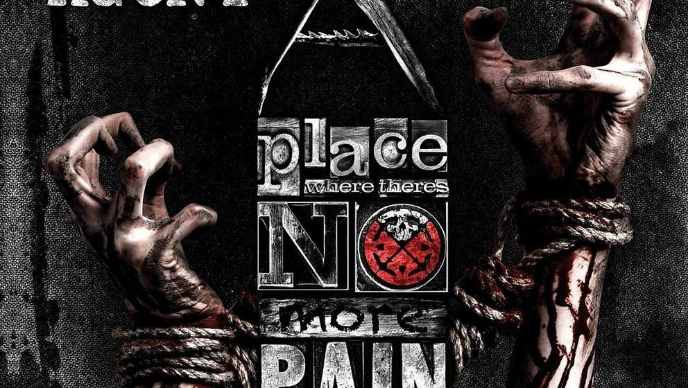 Platz 6: Life Of Agony A PLACE WHERE THERE'S NO MORE PAIN