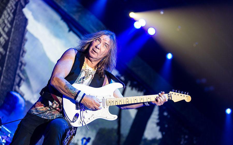 Iron Maiden 28.04.17 Frankfurt Festhalle