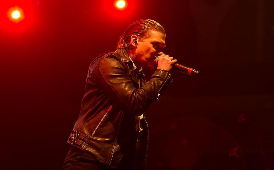 Shinedown 28.04.17 Frankfurt Festhalle