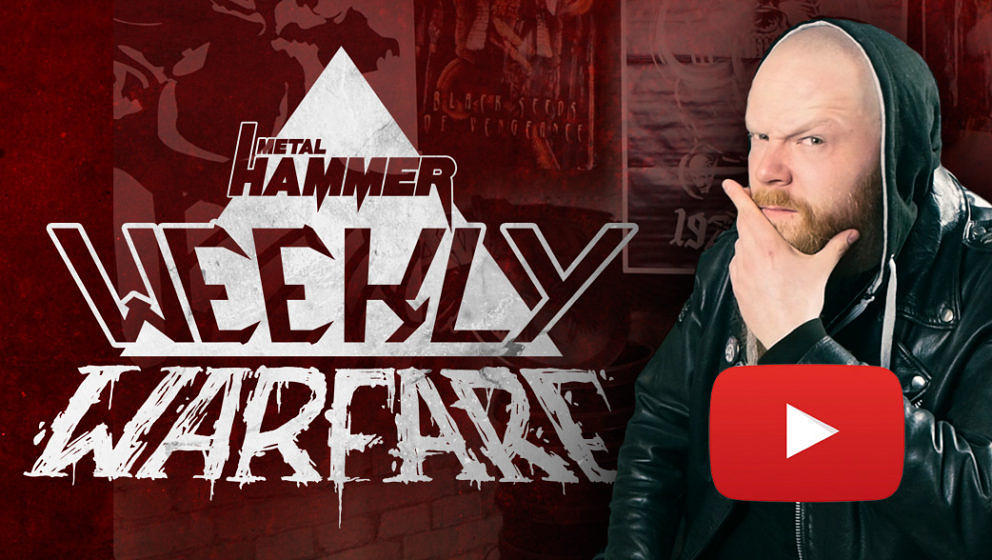Bei METAL HAMMER WEEKY WARFARE bekommt ihr hier unser Motto als Video: Maximum Metal!