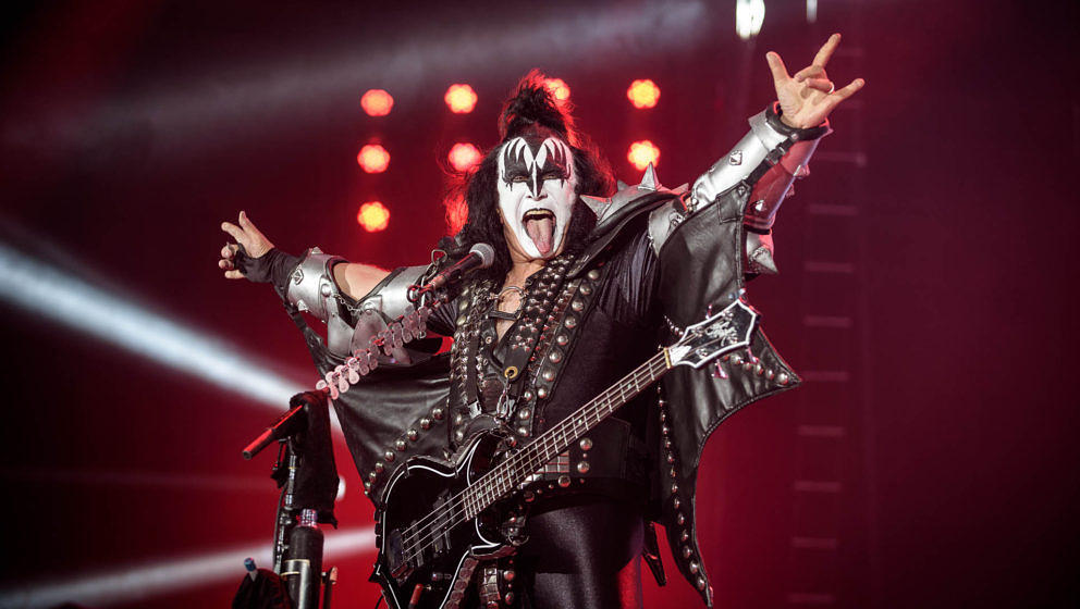 Kiss, Schleyerhalle Stuttgart, 13.05.2017