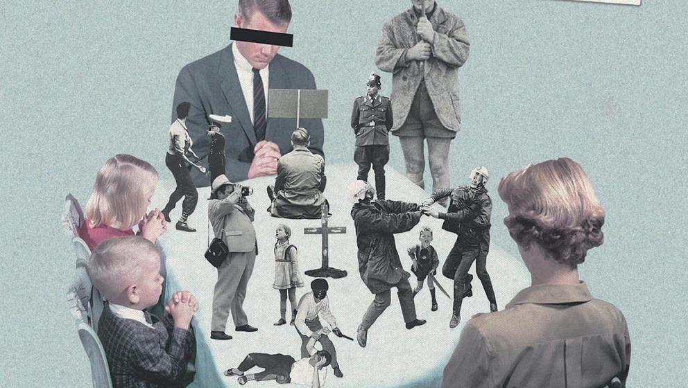 Negation, Die HERRSCHAFT DER VERNUNFT