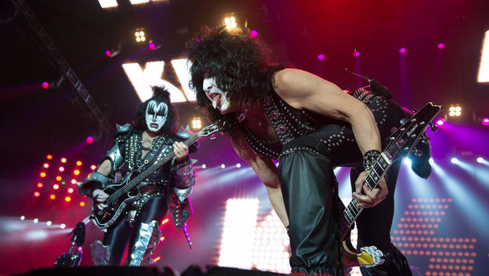 Kiss, Dortmund, Westfalenhalle, 12.05.2017
