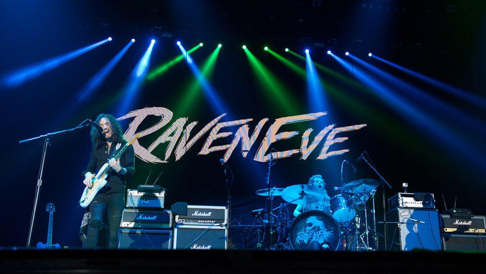 RavenEye, Dortmund, Westfalenhalle, 12.05.2017