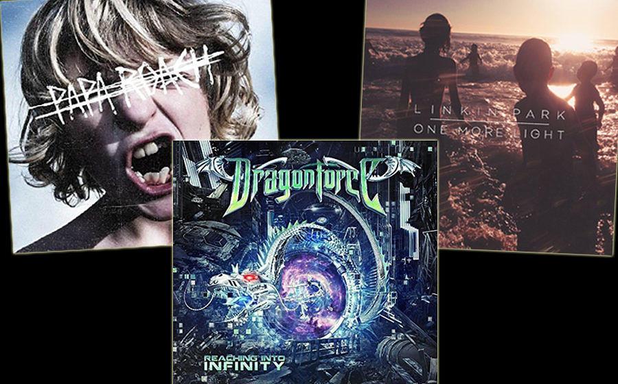 Die Metal-Neuerscheinungen vom 19. Mai 2017