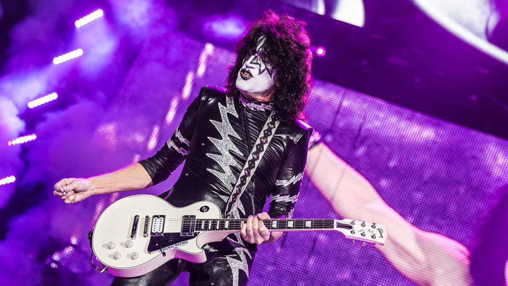 KISS @ Olympiahalle München, 18.5.2017