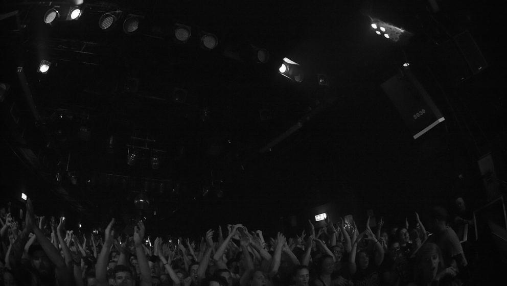 Rise Against im SO36, Berlin, 29.05.2017