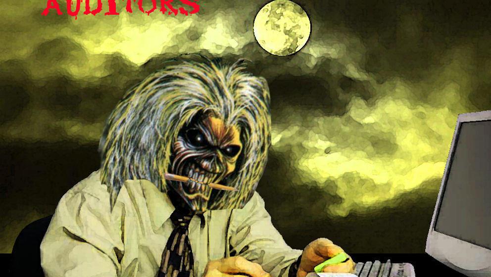 Iron Maiden AUDITORS