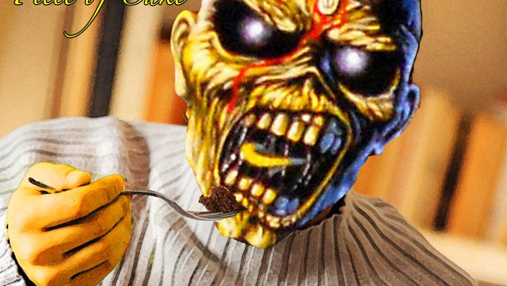 Iron Maiden PIECE OF CAKE