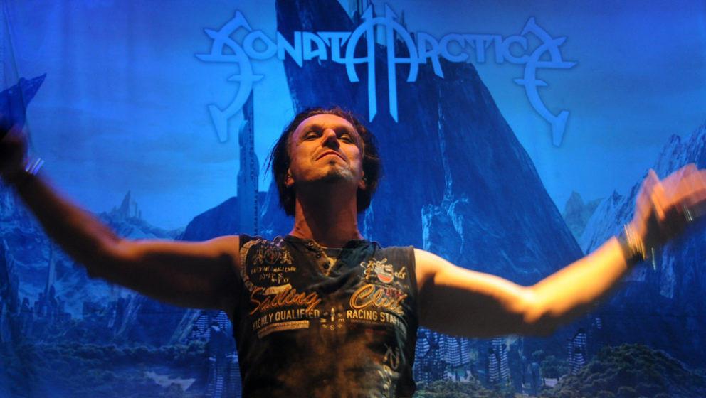 Sonata Arctica live in Mexico City, Circo Volador, 04.06.2017
