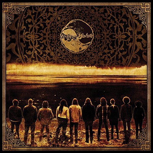 The Magpie Salute THE MAGPIE SALUTE