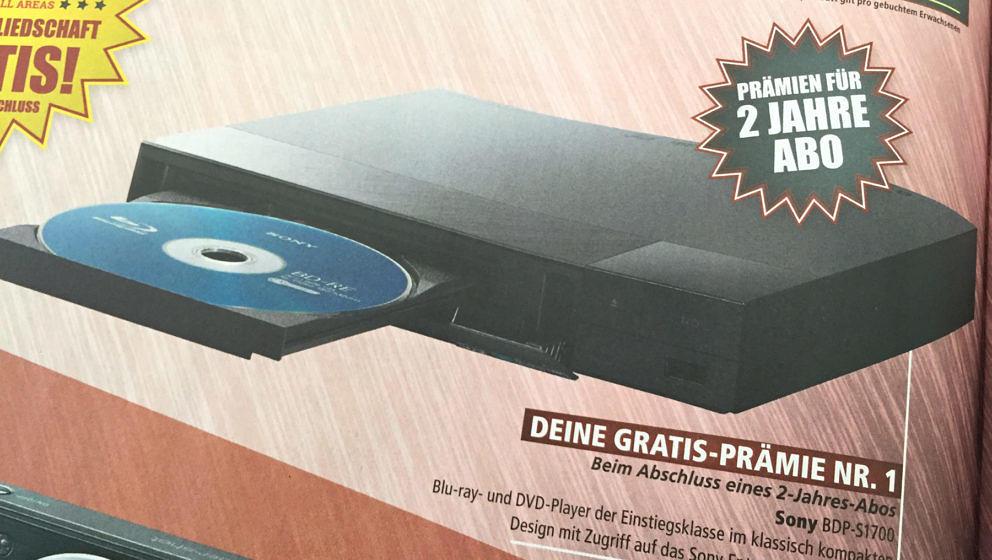METAL HAMMER abonnieren, sparen und Blu-Ray-Player-Geschenk abgreifen!