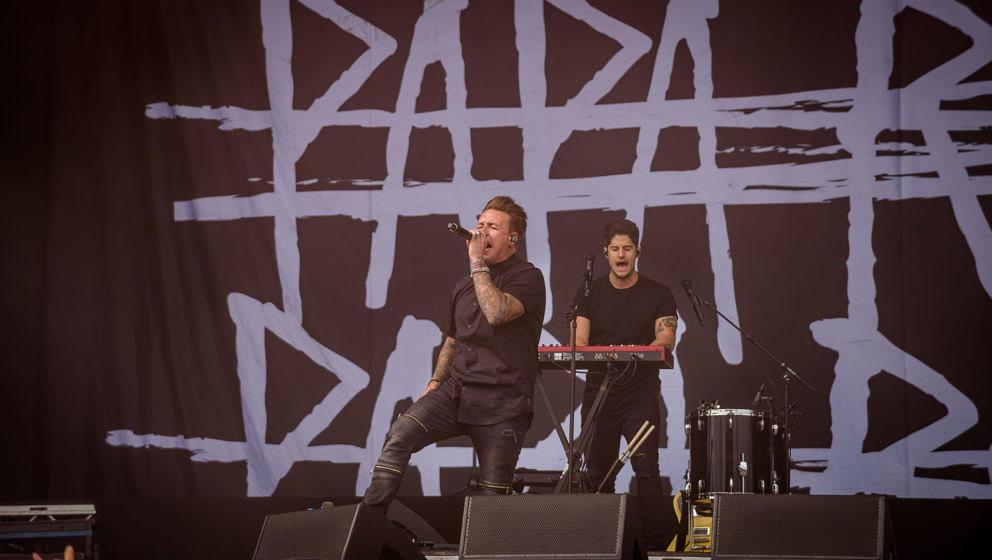 Papa Roach - Matapaloz - Adrian Sailer