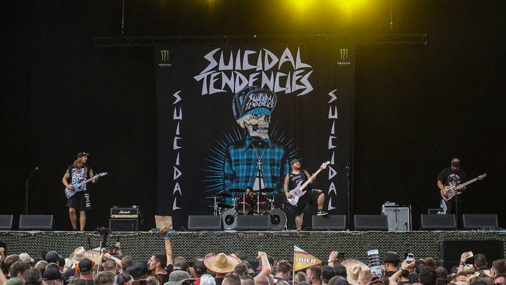 Suicidal Tendencies - Matapaloz - Adrian Sailer