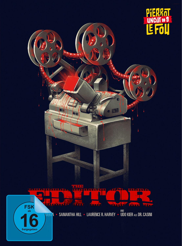 'The Editor' im Mediabook