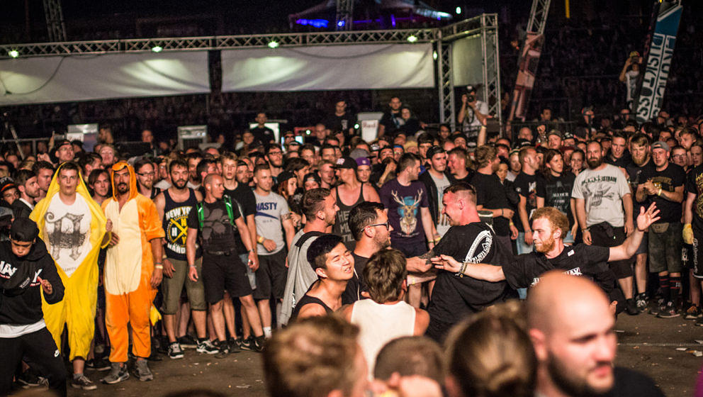 Impressionen vom With Full Force 2017
