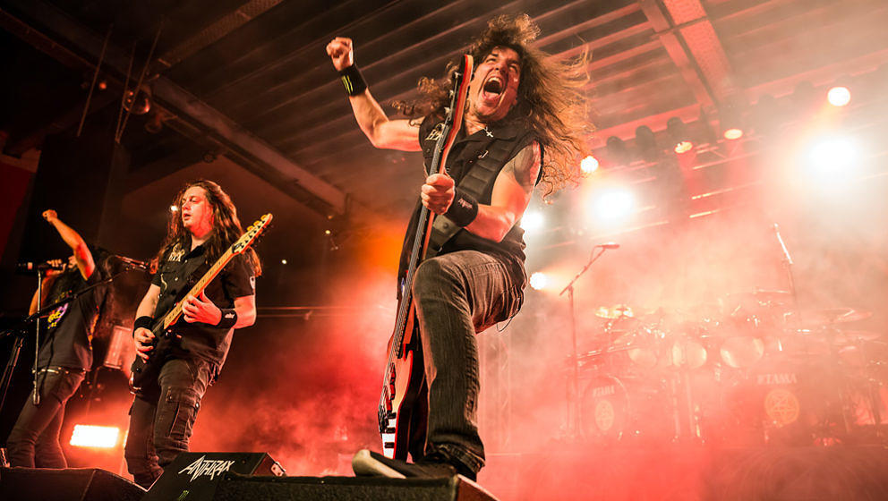 Anthrax @ Airport Obertraubling, 26.6.2017