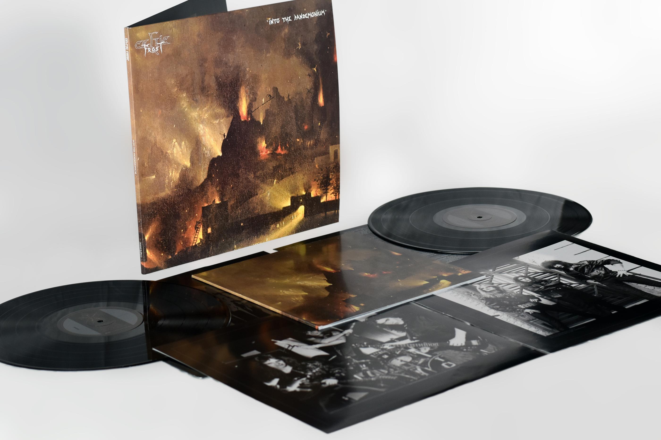 Celtic Frost Wir Verlosen Zwei Fette Vinyl Pakete