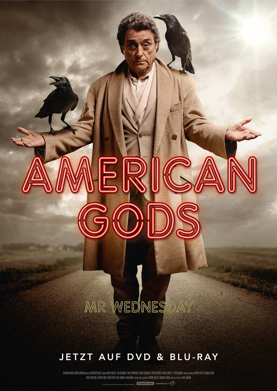 American Gods Schauspieler