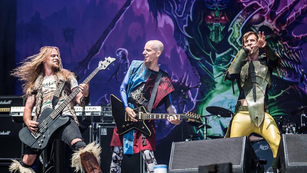Gloryhammer @ Bang your Head 2017, 13.7.2017