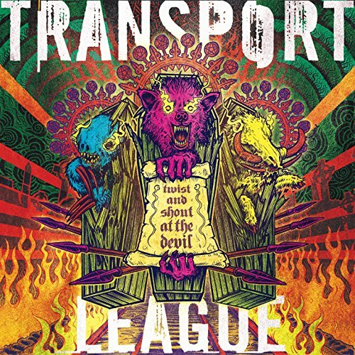 Transport League TWIST AND SHOUT AT THE DEVIL