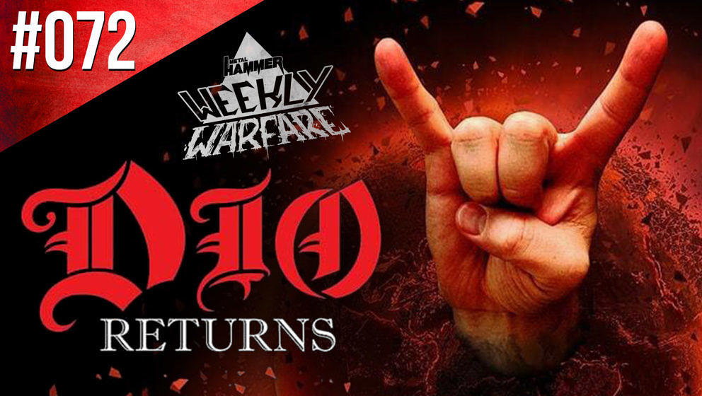 METAL HAMMER WEEKLY WARFARE #072