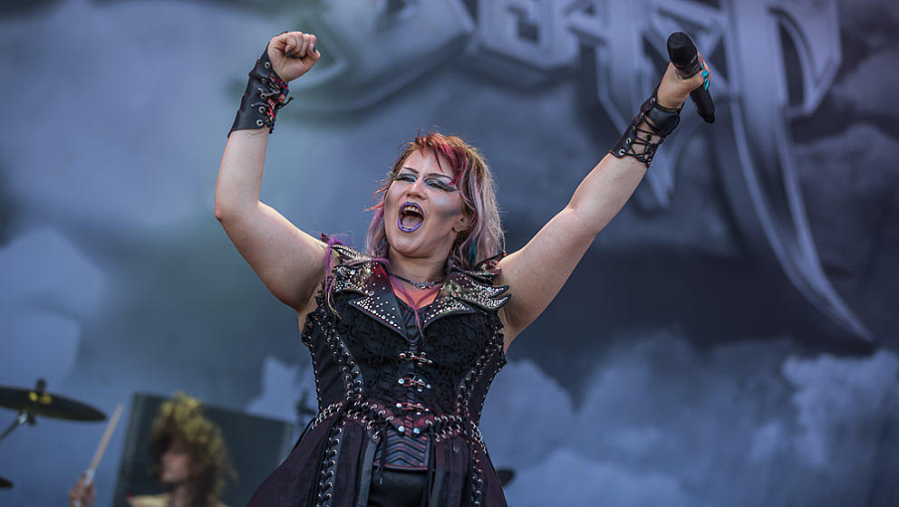 Battle Beast @ Summer Breeze 2017, 18.8.2017