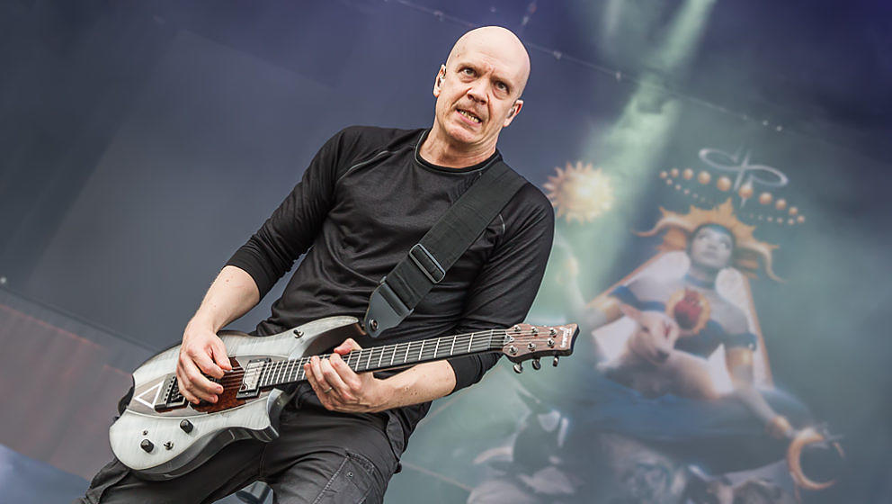 Devin Townsend Project @ Summer Breeze 2017, 17.8.2017