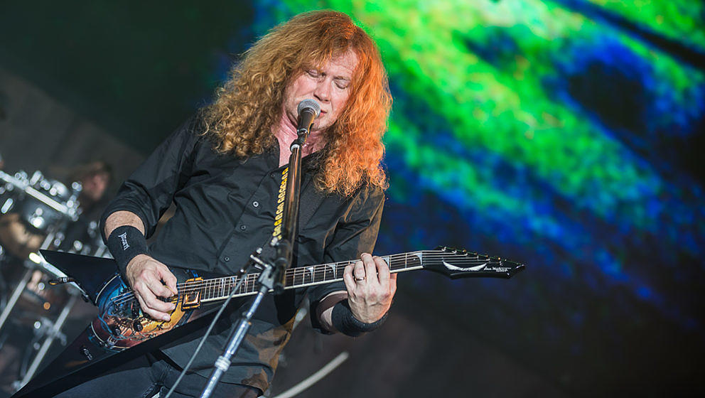 Megadeth @ Summer Breeze 2017, 17.8.2017