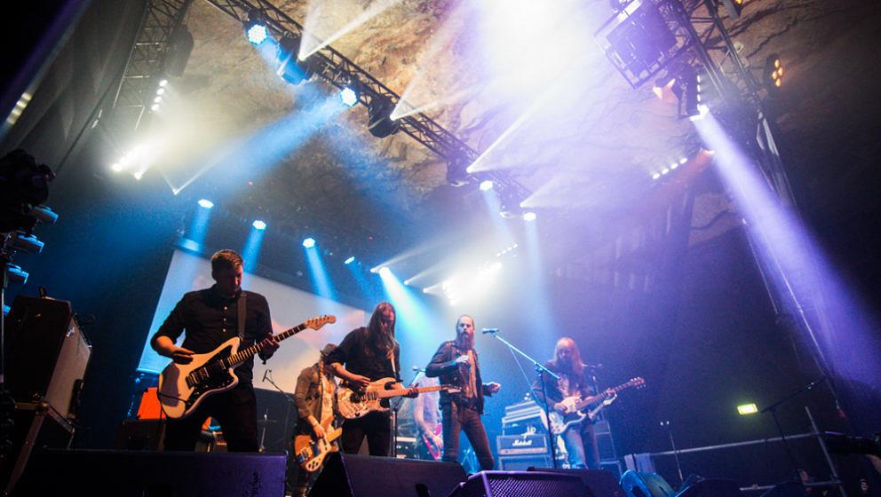 Glerakur mit Sólstafir @ Prophecy Fest 2017