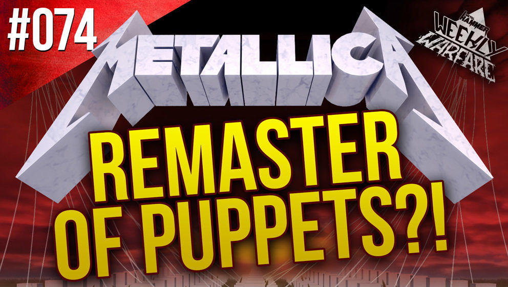 METAL HAMMER WEEKLY WARFARE #074
