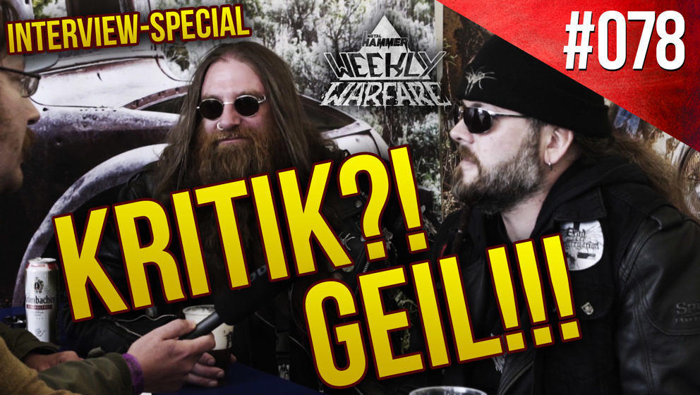 METAL HAMMER WEEKLY WARFARE #078