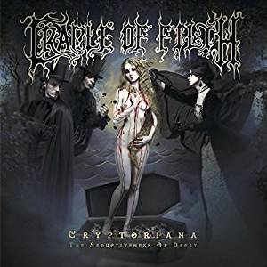 Platz 6: Cradle Of Filth CRYPTORIANA – THE SEDUCTIVENESS OF DECAY