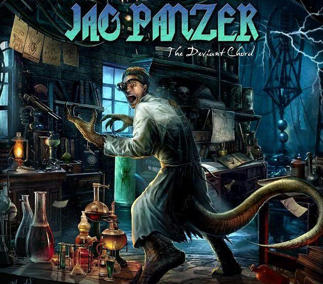 Jag Panzer THE DEVIANT CHORD