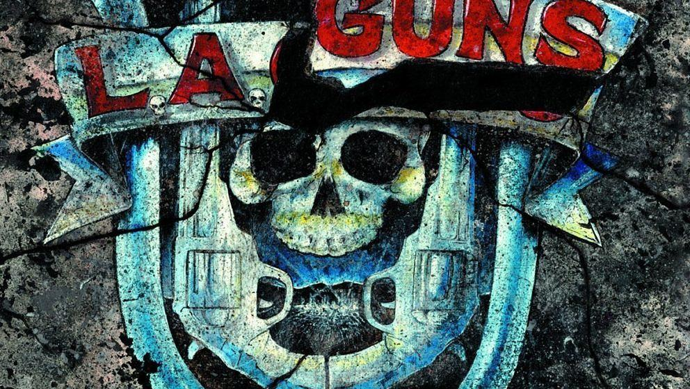 L.A. Guns THE MISSING PEACE