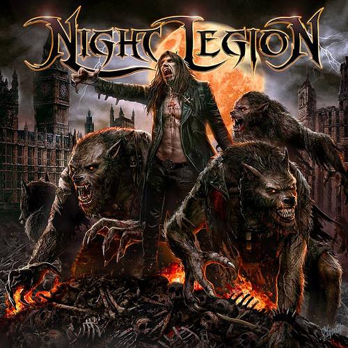 Platz 5: Night Legion NIGHT LEGION ø 2,67