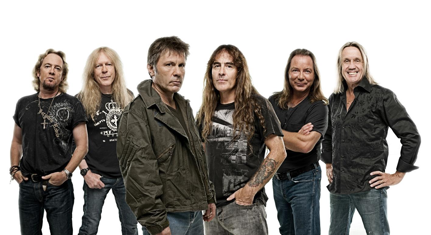 Iron Maiden: Schicke abgefahrene neue Kunstdrucke erhältlich